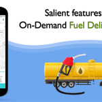 Salient Features of On-Demand Fuel Delivery App