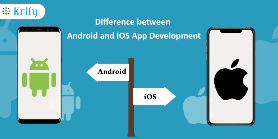 Difference between android and iOS app development