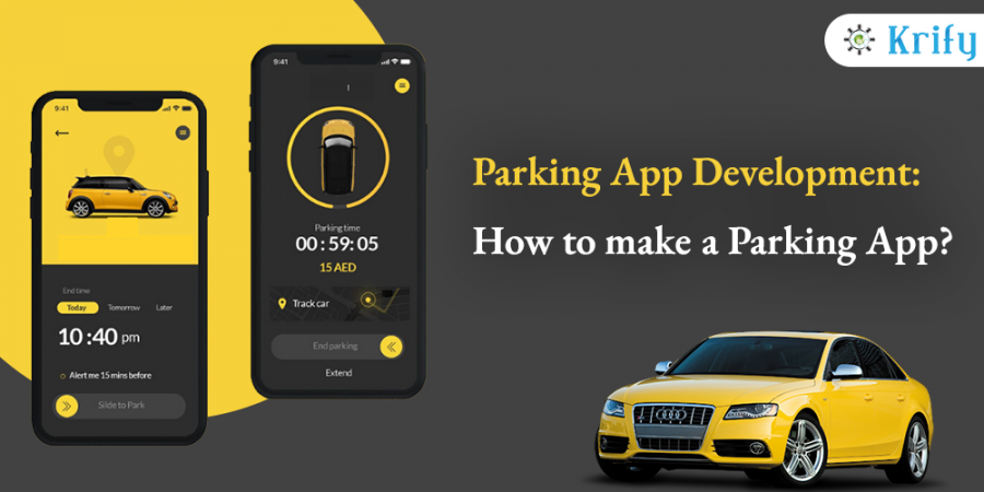 How to make a Parking App?