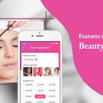 features of an on-demand Beauty service App