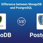 Difference between MongoDB and PostgreSQL