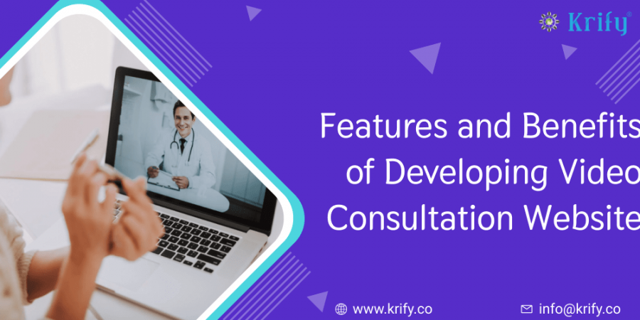 Features and Benefits of Video Consultation Website