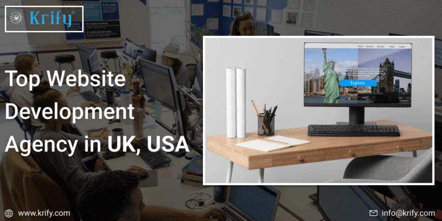 Top Website Development Agency in UK, USA