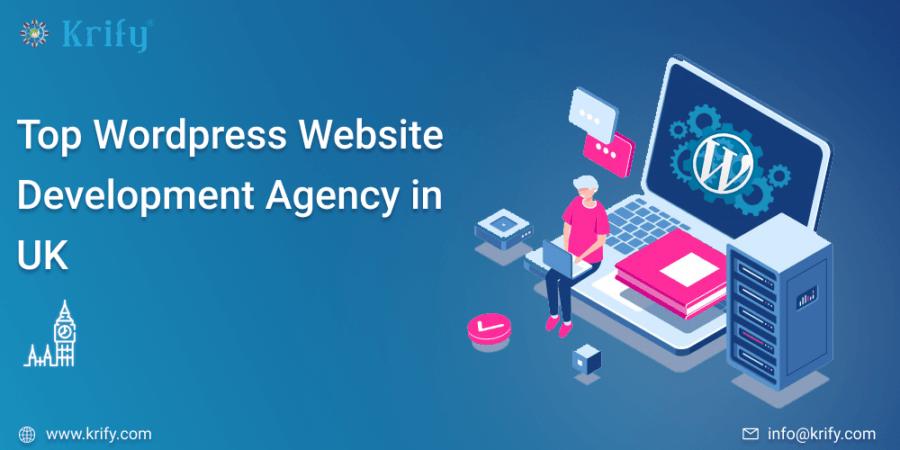 WordPress Website Development Agency in the UK