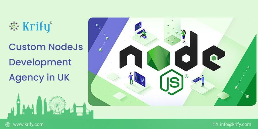 Custom Node JS Development Agency in UK