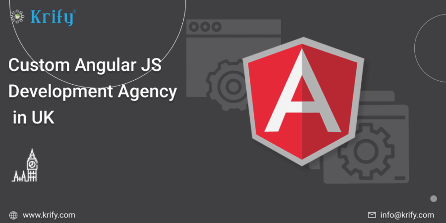 Custom Angular JS Development Agency in UK