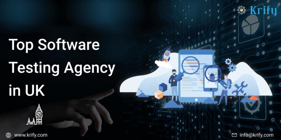 Top Software Testing Agency in UK