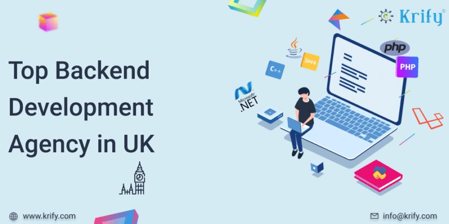 Top Backend Development Agency in UK