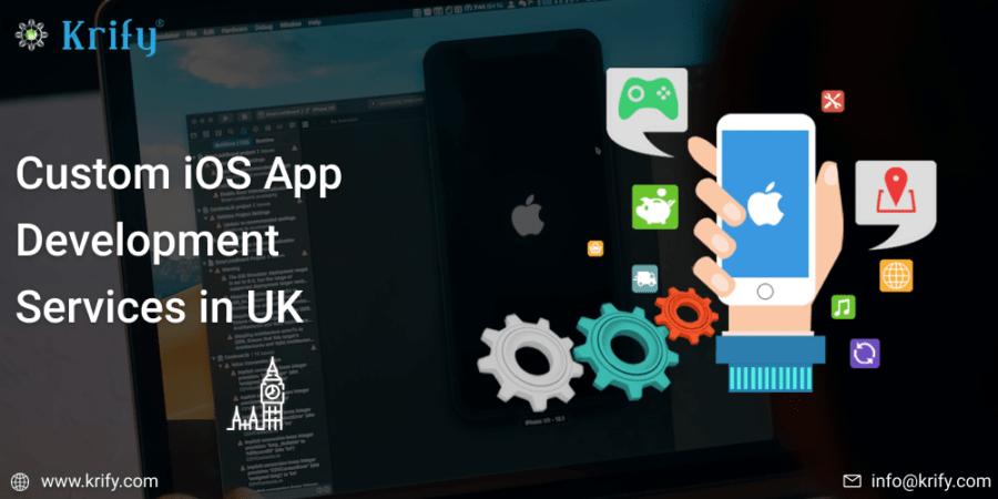 Custom iOS App Development Services in UK