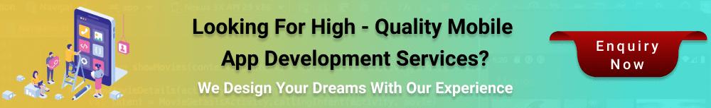 Mobile app development services UK