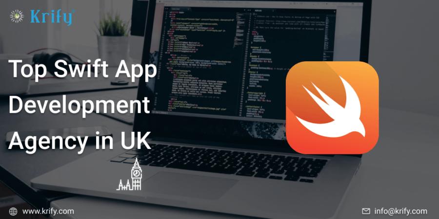 Top Swift App Development Agency in UK