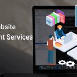 php website development services