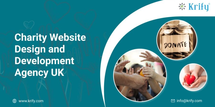 Charity Website Design and Development Agency UK