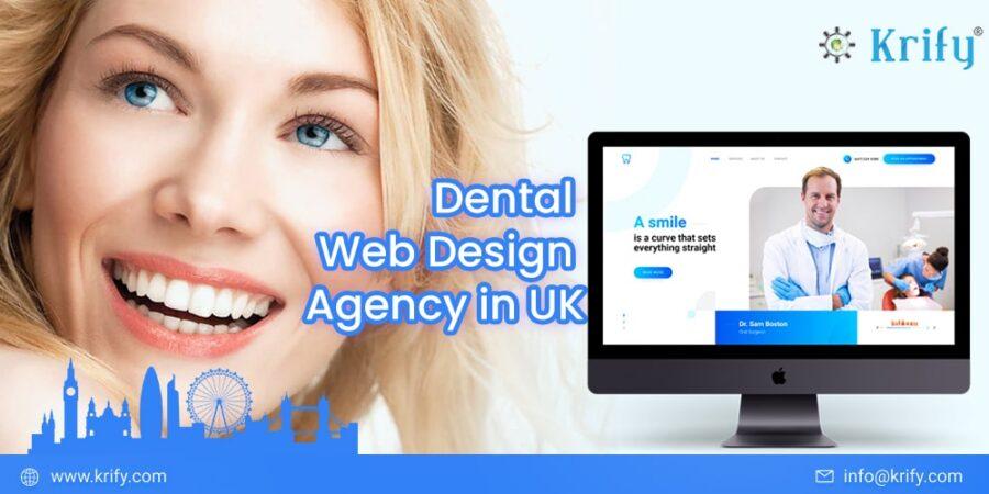 Dental Web Design Agency in UK