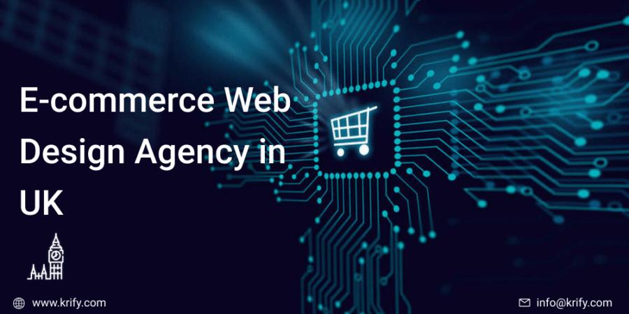 E-commerce Website Design Development Agency in UK