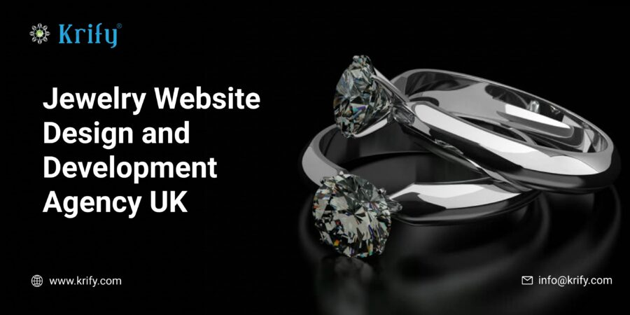 Jewelry Website Design and Development Agency UK