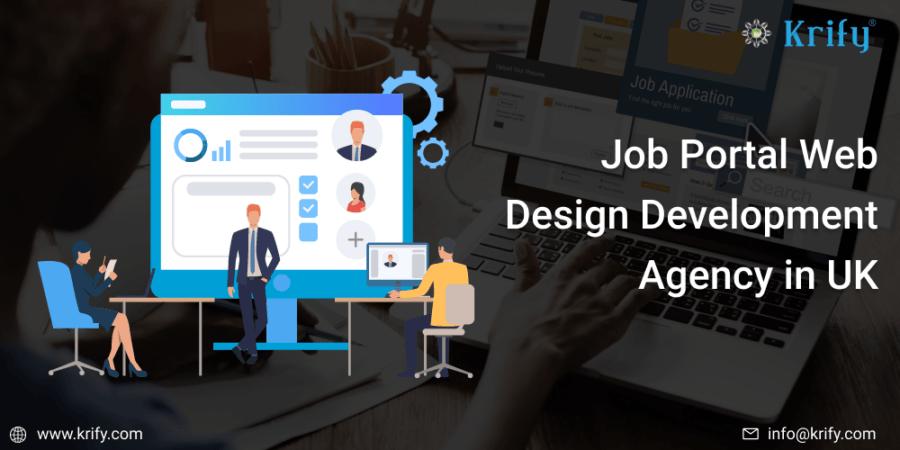 Job Portal Web Design Development Agency in UK