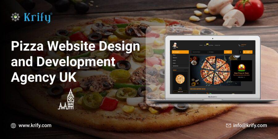 Pizza Website Design and Development Agency UK