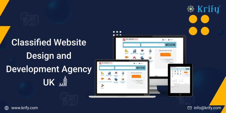 Classified Website Design and Development Agency UK