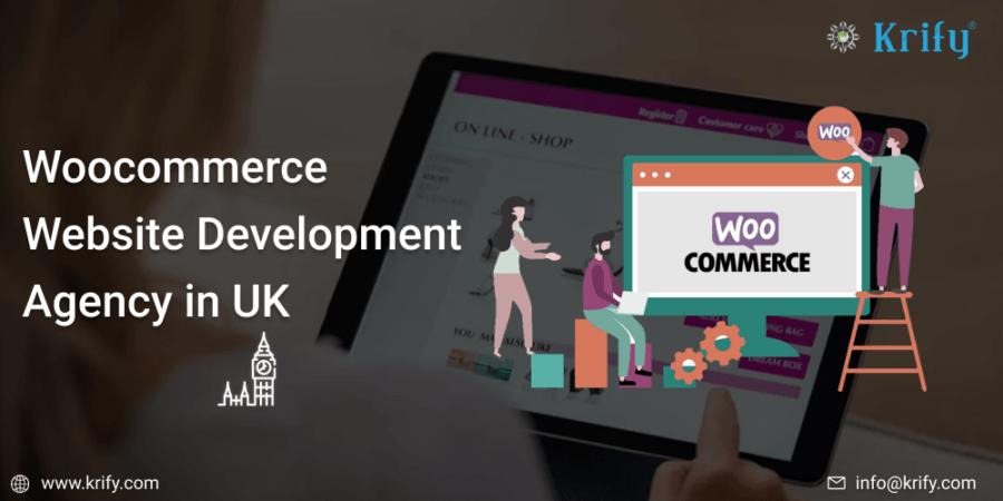 Woocommerce website design agency in UK