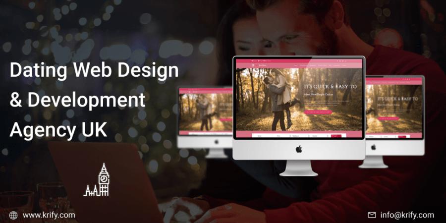 Dating Web Design & Development Agency UK