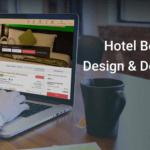 Hotel Booking Web Design