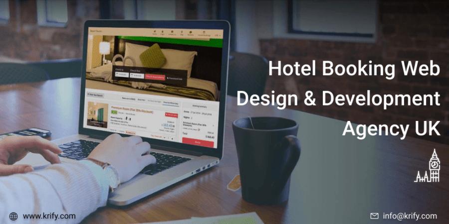 Hotel Booking  Web Design &  Development Agency UK