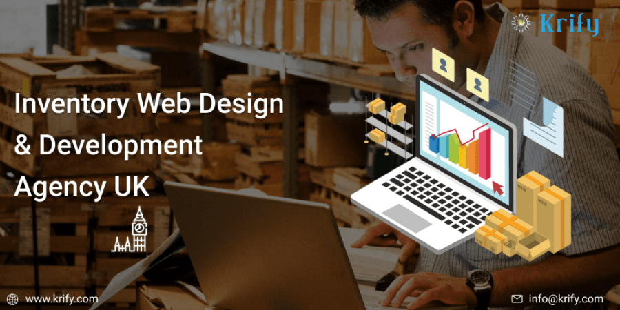 Inventory  Web Design &  Development Agency UK