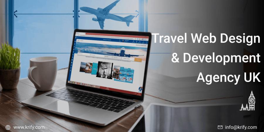 Travel Web Design & Development Agency UK