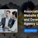 Association website design