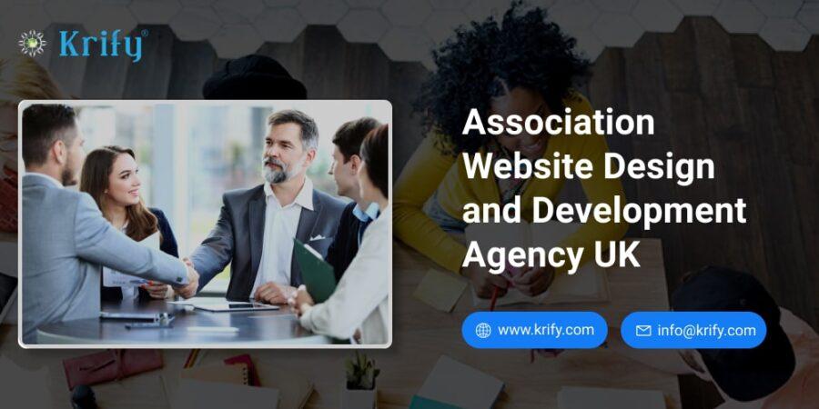 Association Website Design and Development Agency UK