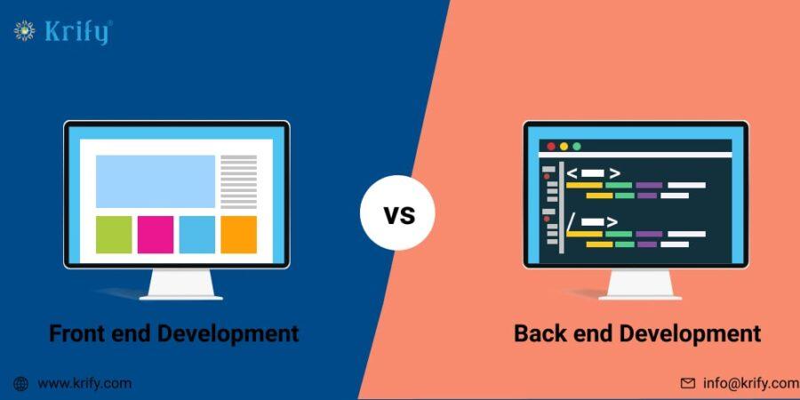 Frontend vs Backend Development
